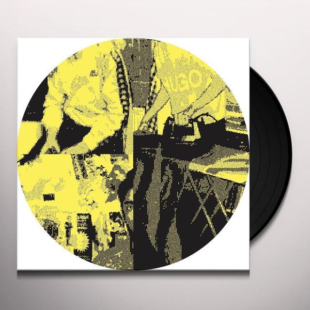 Semtek BAD TEETH Vinyl Record - UK Release