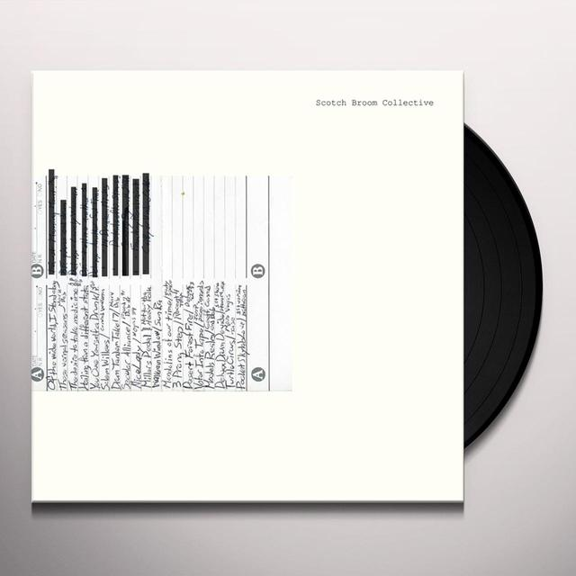 SCOTCH BROOM COLLECTIVE Vinyl Record - UK Release