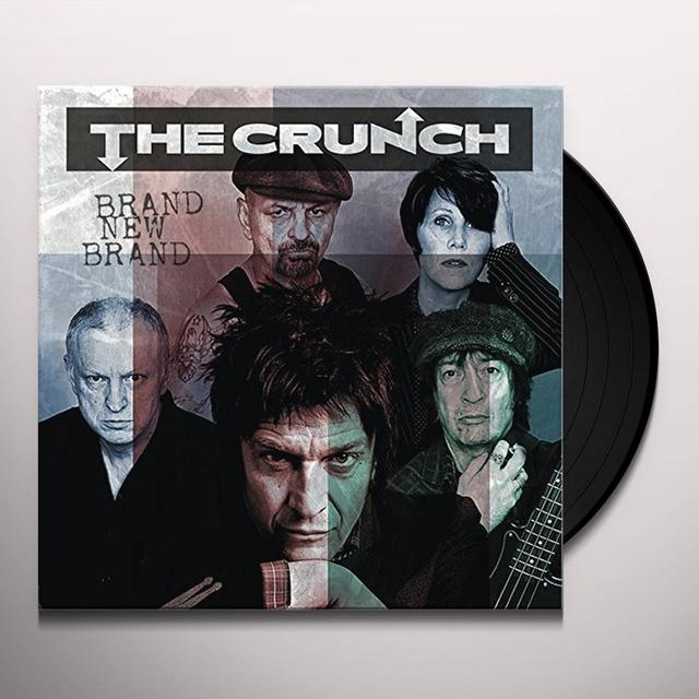 Crunch BRAND NEW BRAND Vinyl Record - UK Release