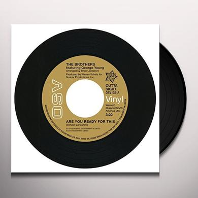 TRUMAINS BROTHERS ARE WE READY FOR THIS / RIPE FOR THE PICKIN' Vinyl Record - UK Import