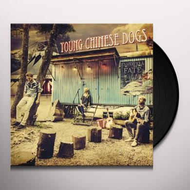YOUNG CHINESE DOGS FAREWELL TO FATE (GER) Vinyl Record