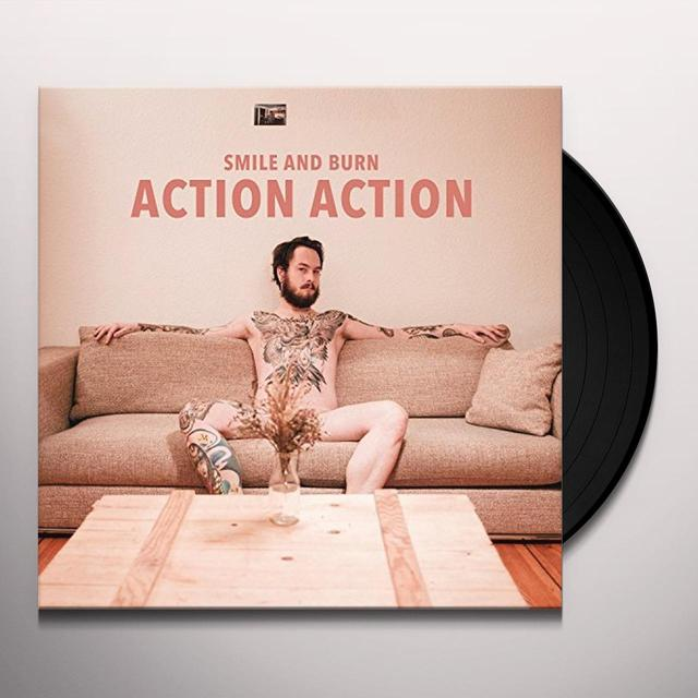Smile & Burn ACTION ACTION (GER) Vinyl Record