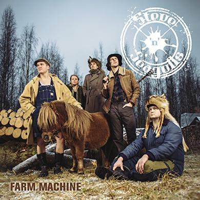 STEVE 'N' SEAGULLS FARM MACHINE Vinyl Record