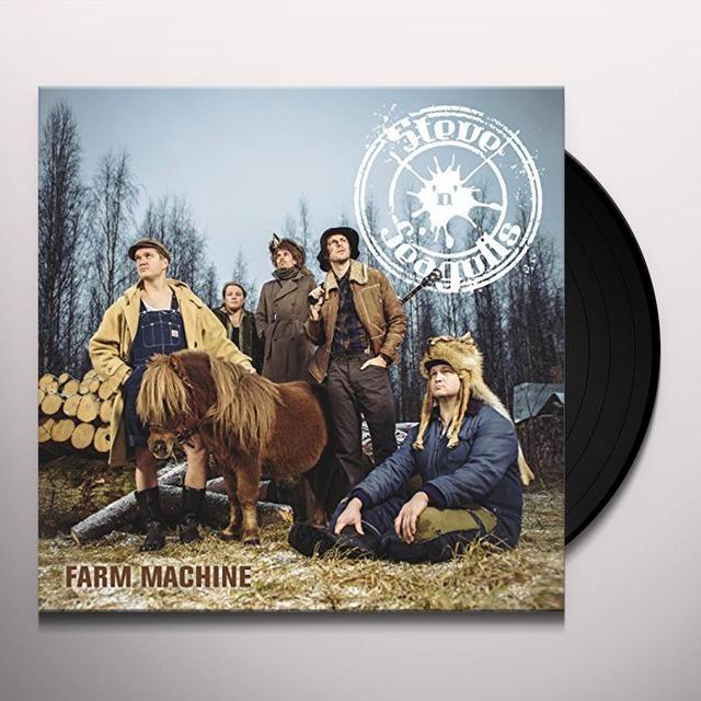STEVE 'N' SEAGULLS FARM MACHINE (HK) Vinyl Record