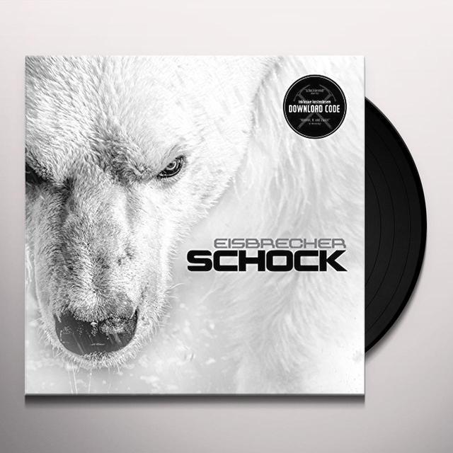 Eisbrecher SCHOCK (HK) Vinyl Record