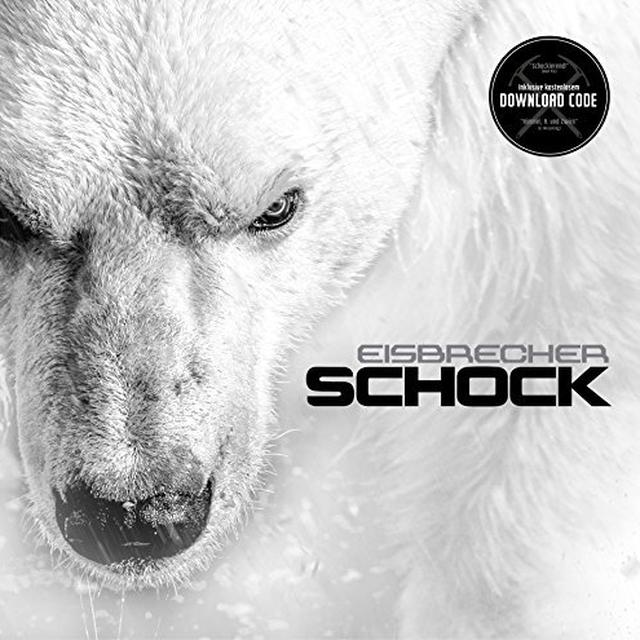 Eisbrecher SCHOCK Vinyl Record