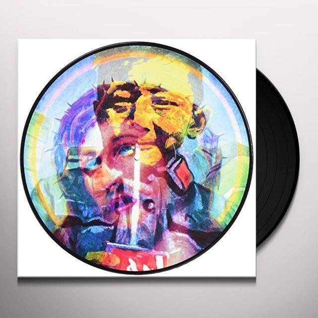 Manic Street Preachers HOLY BIBLE 20: 20TH ANNIVERSARY  (HK) Vinyl Record - Anniversary Edition