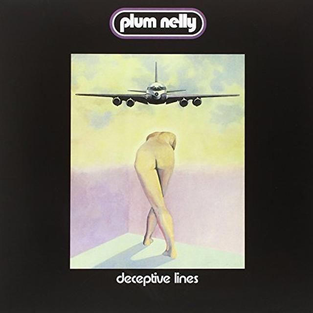 PLUM NELLY DECEPTIVE LINES Vinyl Record - Italy Import