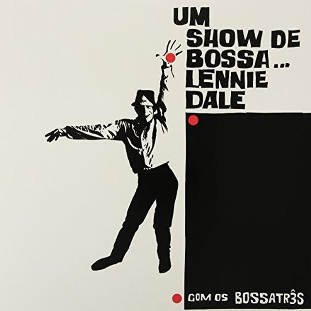 Dale Lennie UM SHOW DE BOSSA Vinyl Record