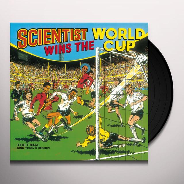 Scientist WINS THE WORLD CUP Vinyl Record - Italy Import