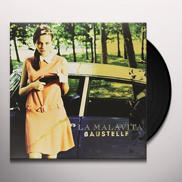 Baustelle LA MALAVITA Vinyl Record - Italy Import