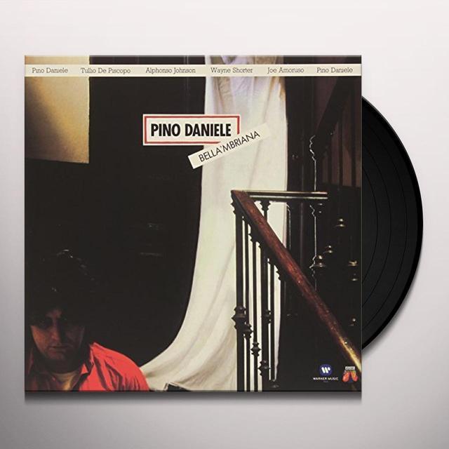 Daniele Pino BELLA AEMBRIANA Vinyl Record
