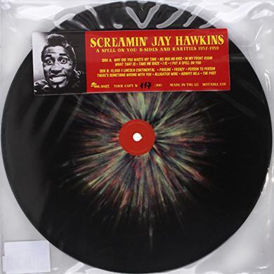 Screaming Jay Hawkins SPELL ON YOU: B-SIDES & RARITIES Vinyl Record