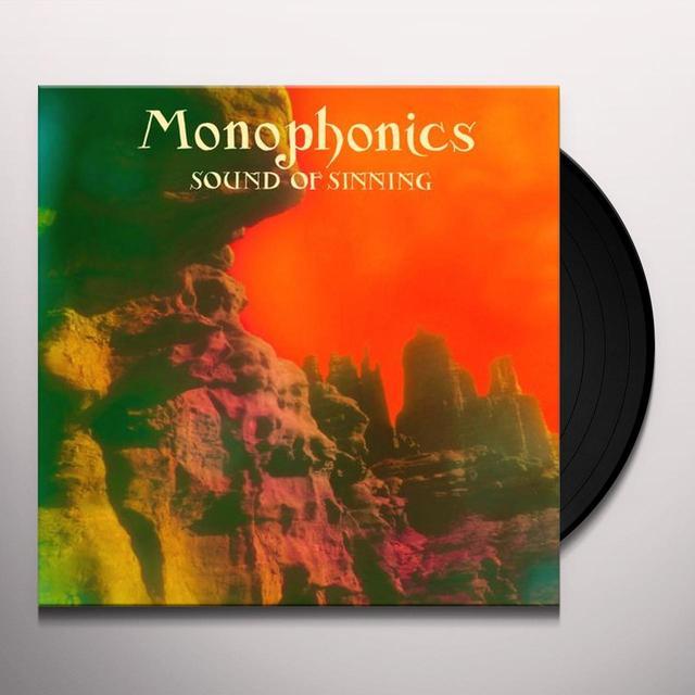 Monophonics SOUND OF SINNING Vinyl Record - UK Import