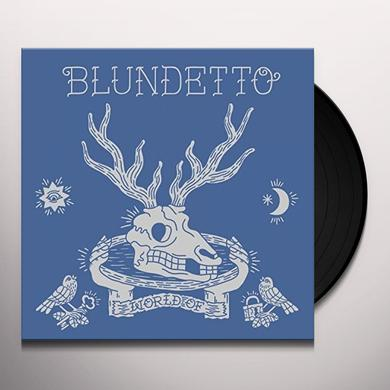 Blundetto WORLD OF Vinyl Record - UK Import