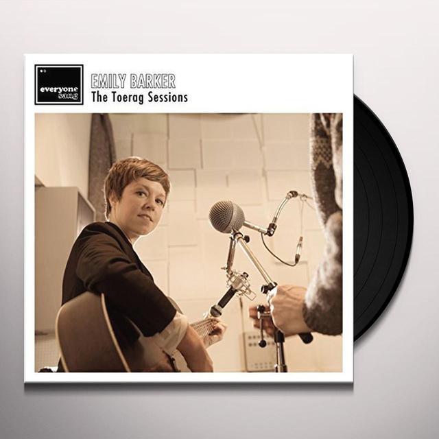 Emily Barker TOERAG SESSIONS Vinyl Record - UK Import
