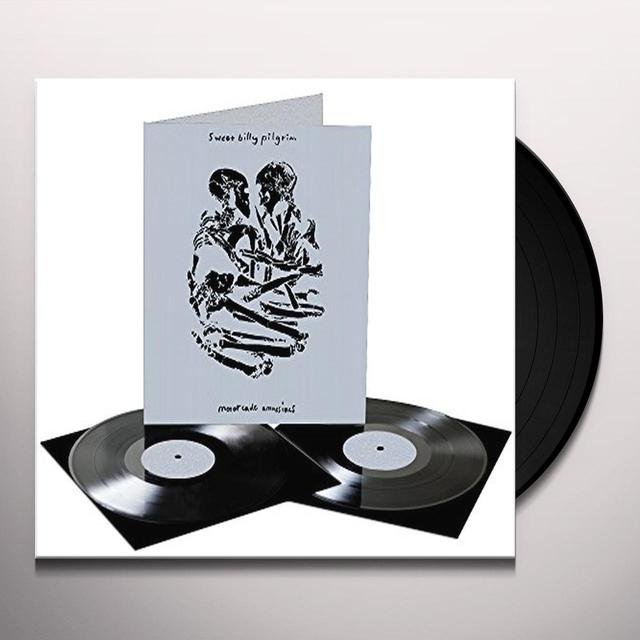 Sweet Billy Pilgrim MOTORCADE AMNESIACS: LIMITED Vinyl Record - Limited Edition, UK Release