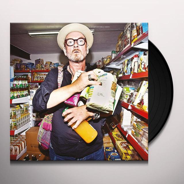 Cathal Smyth COMFORTABLE MAN Vinyl Record - UK Import