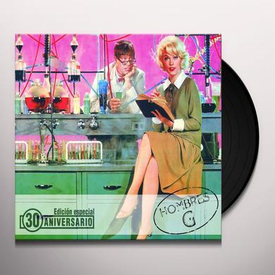 HOMBRES G REEDICION 30 ANIVERSARIO Vinyl Record