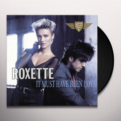 Roxette IT MUST HAVE BEEN LOVE-25TH ANNIVERSARY Vinyl Record
