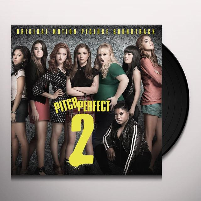 PITCH PERFECT 2 / O.S.T. (DLCD) PITCH PERFECT 2 / O.S.T. Vinyl Record