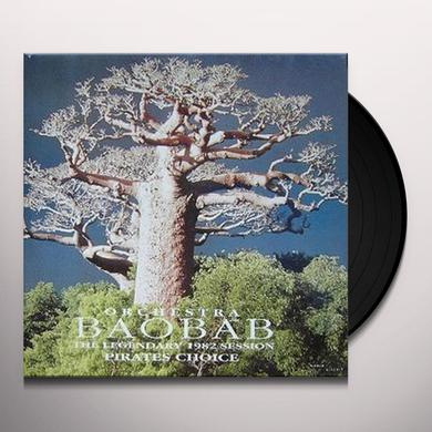 Orchestre Baobab PIRATES CHOICE Vinyl Record