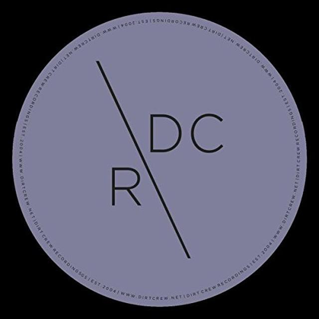 Urulu & Steve Huerta 25 CENT COLOR (EP) Vinyl Record