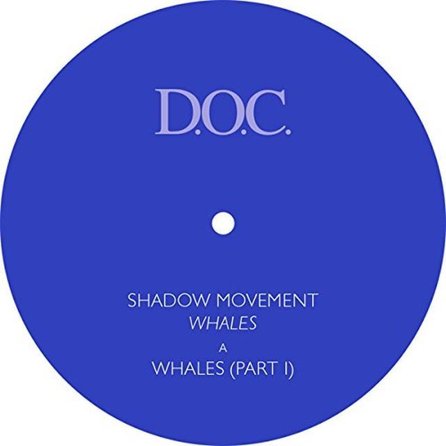 Shadow Movement WHALES PART 1 & PART 2 Vinyl Record