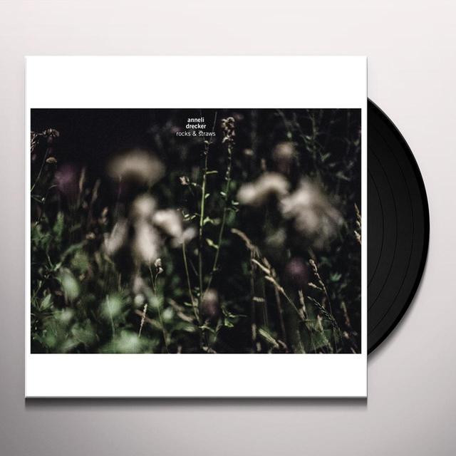 Anneli Drecker ROCKS & STRAWS Vinyl Record