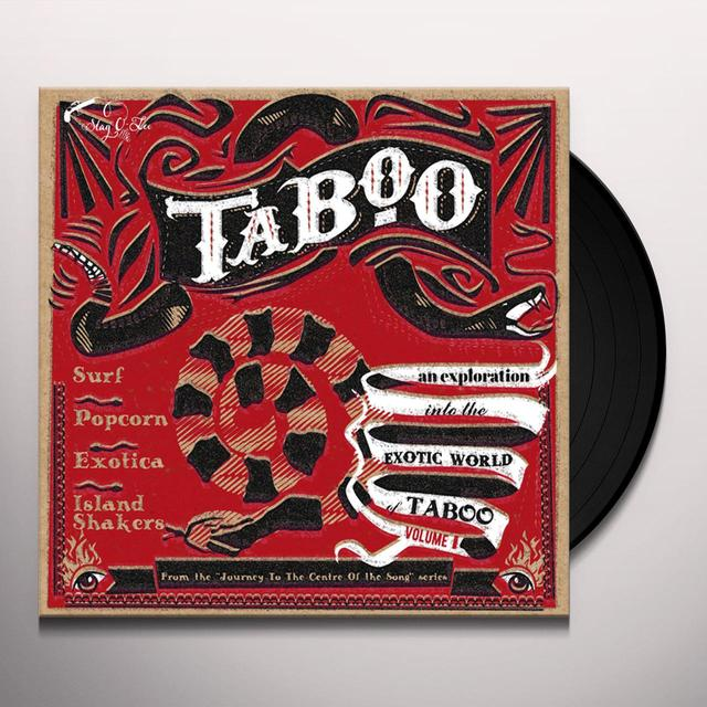 TABOO: AN EXPLORATION INTO THE EXOTIC WORLD / VAR Vinyl Record