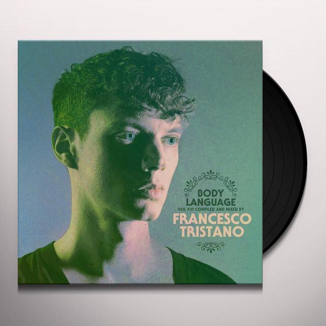 Francesco Tristano BODY LANGUAGE 16 Vinyl Record