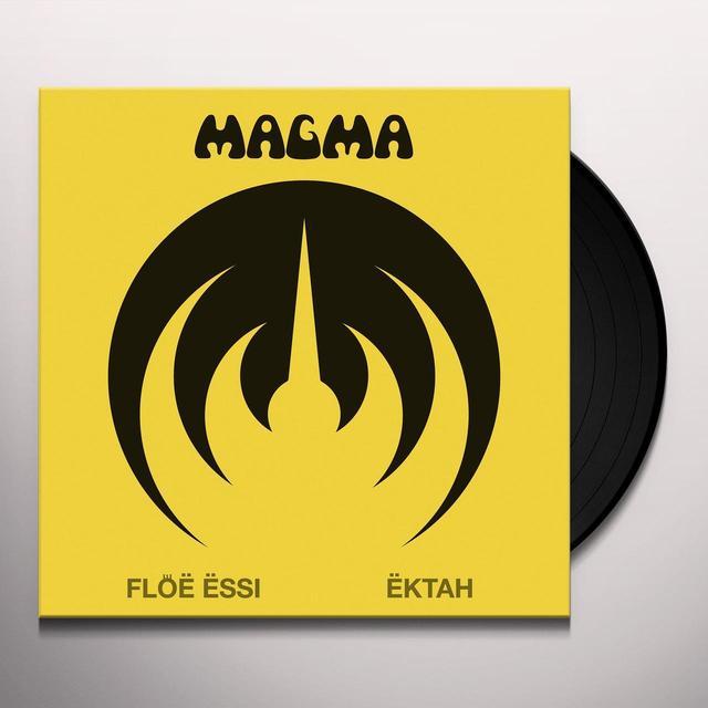 Magma FLOE ESSI EKTAH Vinyl Record - 180 Gram Pressing, Digital Download Included