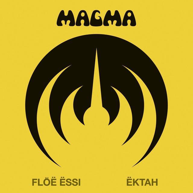 Magma FLOE ESSI EKTAH Vinyl Record