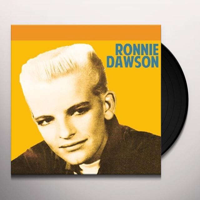 Ronnie Dawson ROCKIN BONES - THE LEGENDARY MASTERS Vinyl Record