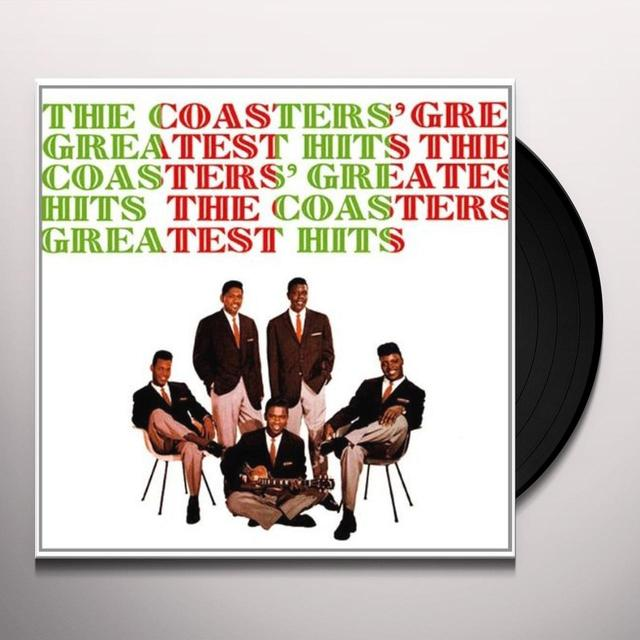 Coasters GREATEST HITS Vinyl Record