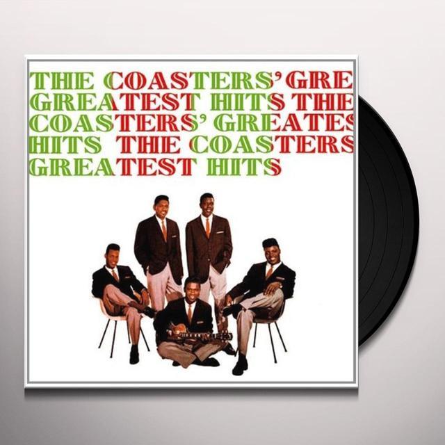 Coasters GREATEST HITS Vinyl Record