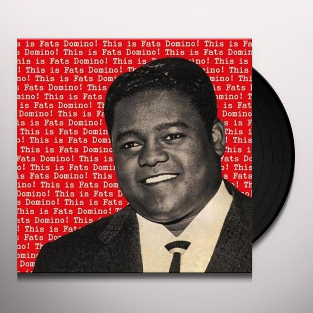THIS IS FATS DOMINO Vinyl Record