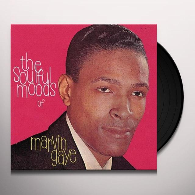 Marvin Gaye SOULFUL MOODS OF Vinyl Record