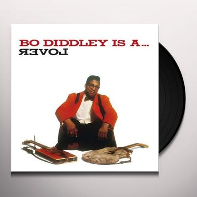 Bo Diddley IS A LOVER Vinyl Record