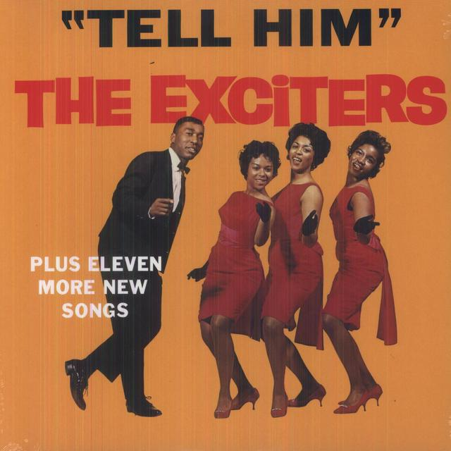 Exciter's TELL HIM Vinyl Record