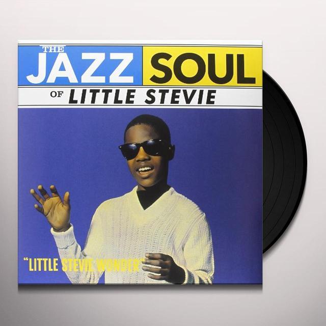 Stevie Wonder JAZZ SOUL OF LITTLE STEVIE Vinyl Record