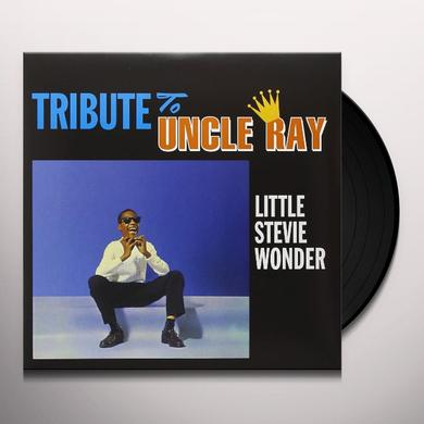 Stevie Wonder TRIBUTE TO UNCLE RAY Vinyl Record
