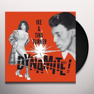 Ike & Tina Turner DYNAMITE Vinyl Record