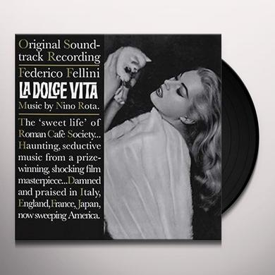 Nino Rota LA DOLCE VITA Vinyl Record
