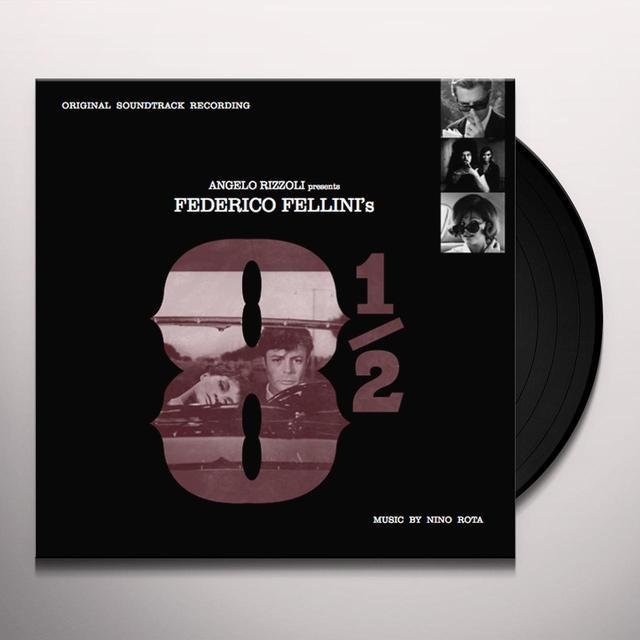 Nino Rota 8 E MEZZO Vinyl Record