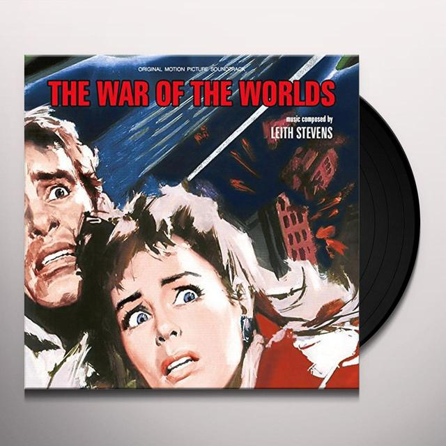 Leith Stevens WAR OF THE WORLDS / O.S.T. Vinyl Record