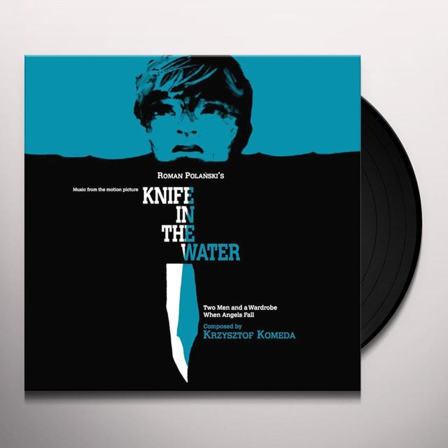 Krzysztof Komeda KNIFE IN THE WATER / O.S.T. Vinyl Record