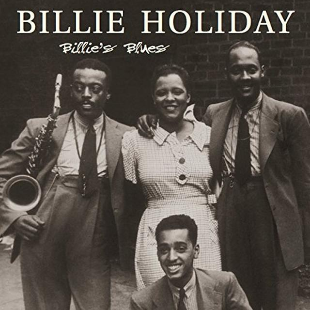 Billie Holiday BILLIE'S BLUES Vinyl Record