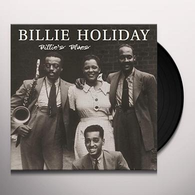 Billie Holiday BILLIE'S BLUES Vinyl Record