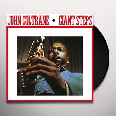 John Coltrane GIANT STEPS Vinyl Record